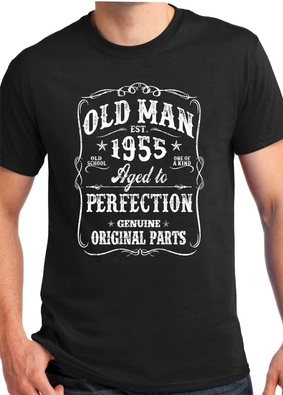 Old Man 60th Birthday 60th Birthday Gift 60 Years Old By