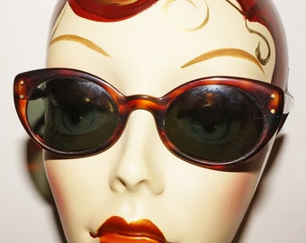 1960s BL Cateye Sunglasses