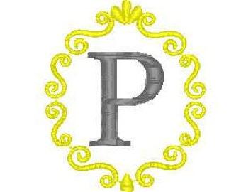 font frame embroidery design monogram font frame last name ebroidery frame scroll embroidery frame scroll frame