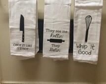 Fun Kitchen Towels