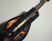 Guitar / Bass Strap Made From Pendleton® Wool
