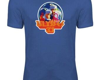 Ulysses 31 - Retro 80's TV Series Womens T-shirt