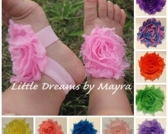 SUMMER SALE baby barefoot sandals available in 39 colors  - baby shoes - toddler barefoot sandals - summer baby accesories