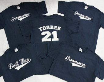 Bachelor Party Shirts. Groomsmen Shirts. Best Man Shirt. Groom Shirt. Grooms Shirts. Groom t-shirts. Groomsman T-Shirt.