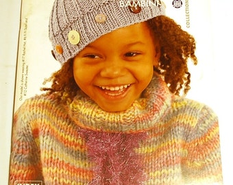LAST CHANCE SALE - Berroco Bambini - Knitting Patterns for Babies and Children