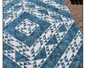Alternate Routes PDF Quilt Pattern By Highway 10 Designs