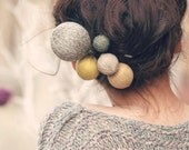 Spring fashion Hair pin Hair accessories Gift for her Flower pins Hair holder Hairpins Hair pins