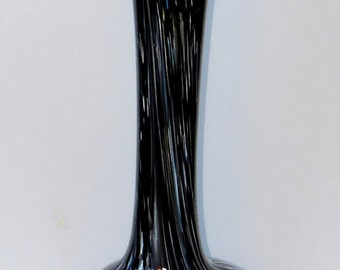 Floor vase, dark night mix, approx. 63 cm