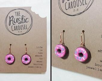 Cute Polymer Food Jewellery- Earrings