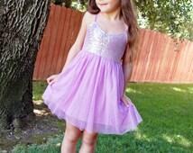 Princess Sophia party dress - Medium