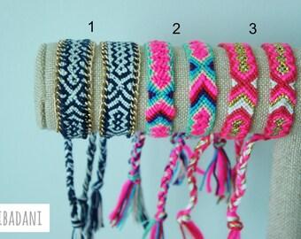Friendship Bracelets - Ibiza Bracelet - Woven - Braided bracelets - 1 PIECE