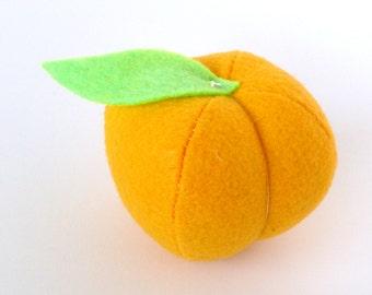 Felt Peach