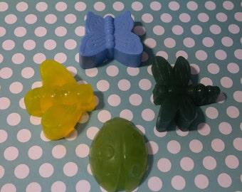 All Natural Bug Soap, Soap for Kids