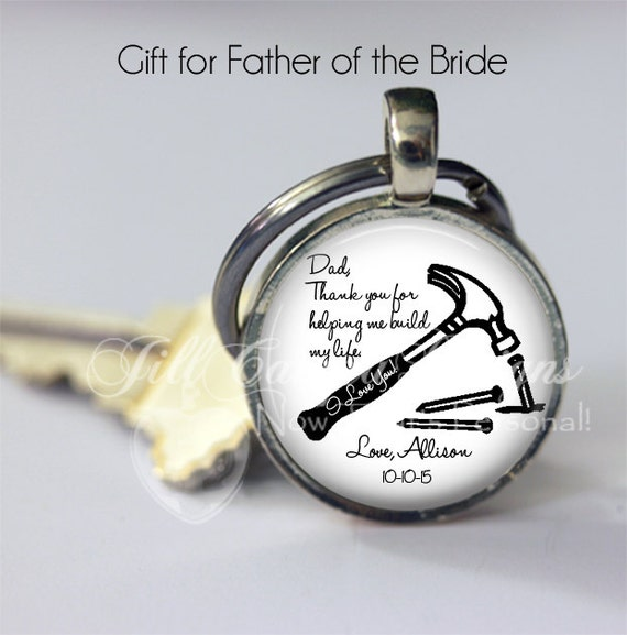 Gift for Father of the Bride -