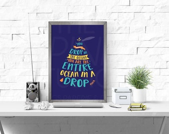 Drop of Ocean