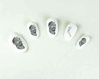 Snoop Dogg Nail Decals