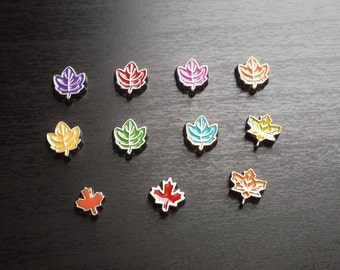 Leaf Floating Charm for Floating Lockets-Gift Idea