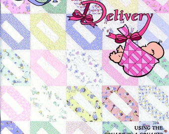 Special Delivery by Jodi Barrows (quilting)