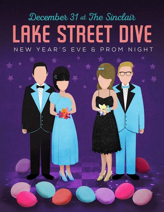 Lake Street Dive Dec 31, 2014 Sinclair, Cambridge, MA