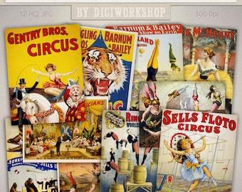 how to create a circus show