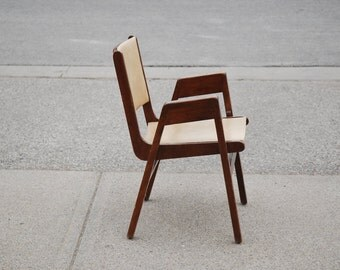 Vintage Chair by Canadian Office & School Furniture / Preston Canada / pick-up or GTA delivery