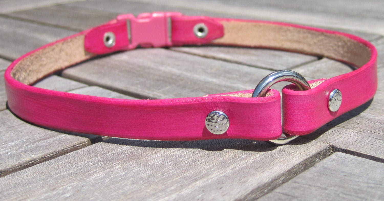 breakaway leather dog tag collar greyhound collar. Black Bedroom Furniture Sets. Home Design Ideas