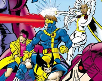 X-Men Personalized Book for Kids