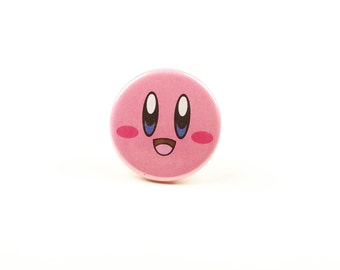 Kirby Pins (Multiple Colors)