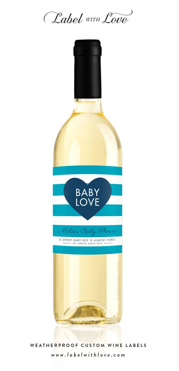 Hd Wallpapers Baby Shower Wine Bottle Labels Mobile1design3 Gq