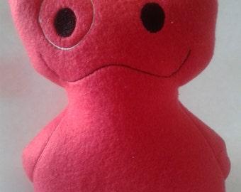 Stuffed Monster, Alien, Plushie, Stuffie, Monster Stuffy, Alien Stuffie, Monster Toy, Monster Plushie, Alien Monster, Stuffed Monster, Alien