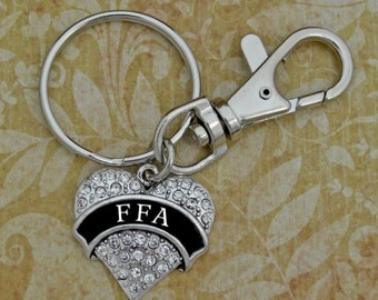 FFA Key Chain / Zipper Pull - 54463