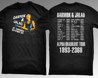 Darmok and Jalad at Tanagra (front and back)