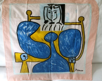 Colorfull Picasso Scarf