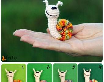 Snail Brooch, snail pin, summer jewelry, crochet brooch, kids jewelry, funny brooch, insect pin
