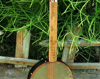 Handmade Banjo