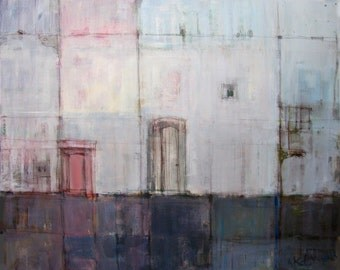 Travel II/ Acrylic Painting/ Original Painting/ 80 cm x 65 cm