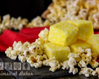 Buttered Popcorn Marshmallows