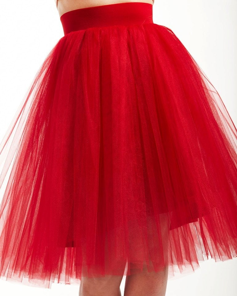 Unique Do Bloggers Have A New Obsession The Tulle SKIRT