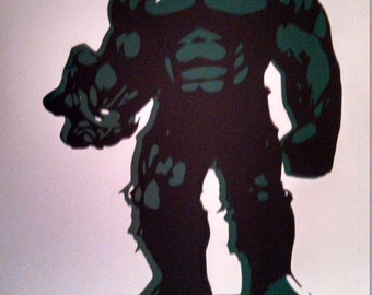 Hulk Decal