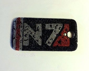 Mass Effect Inspired Phone Case