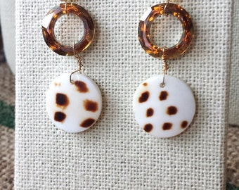 Eye of the Sea Earrings