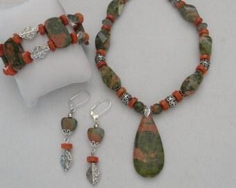Necklace 3 Piece Set
