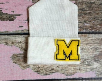 Michigan Newborn Hospital Hat