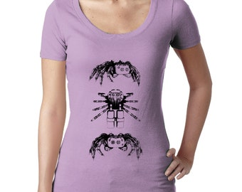 Women's Steampunk Spider Scoop 3530