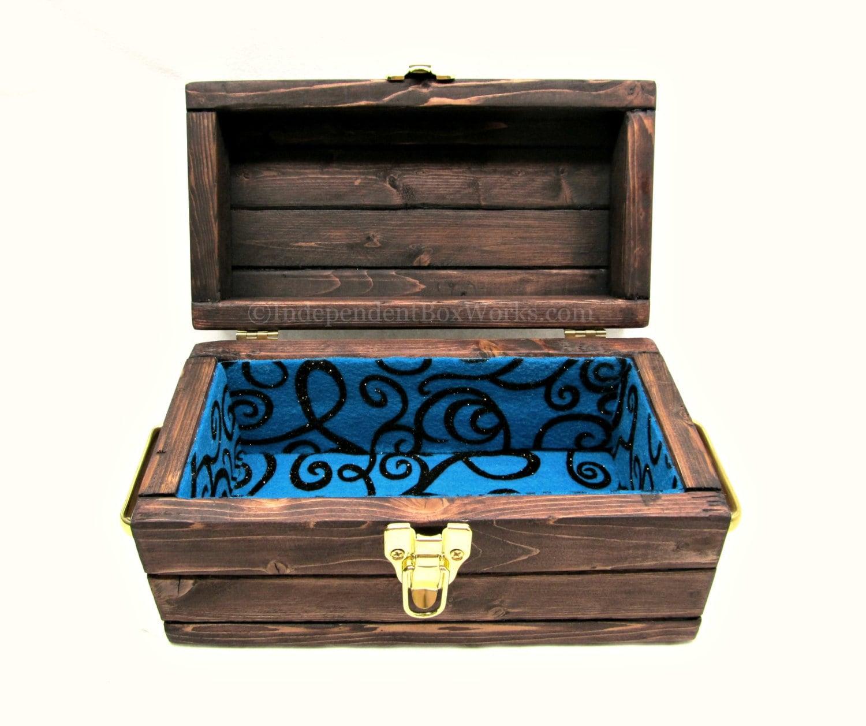 Fabrication artisanale rustique en bois petit rangement avec for Petit rangement en bois