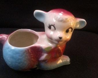 Lamb Planter, Vase (527)