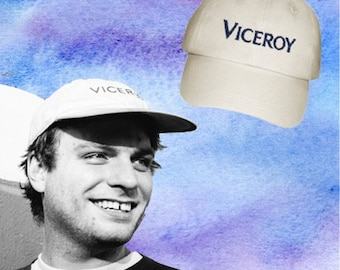 Mac Demarco Embroidered Viceroy Cap