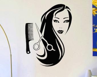 Salon Wall Decor salon wall decor | etsy