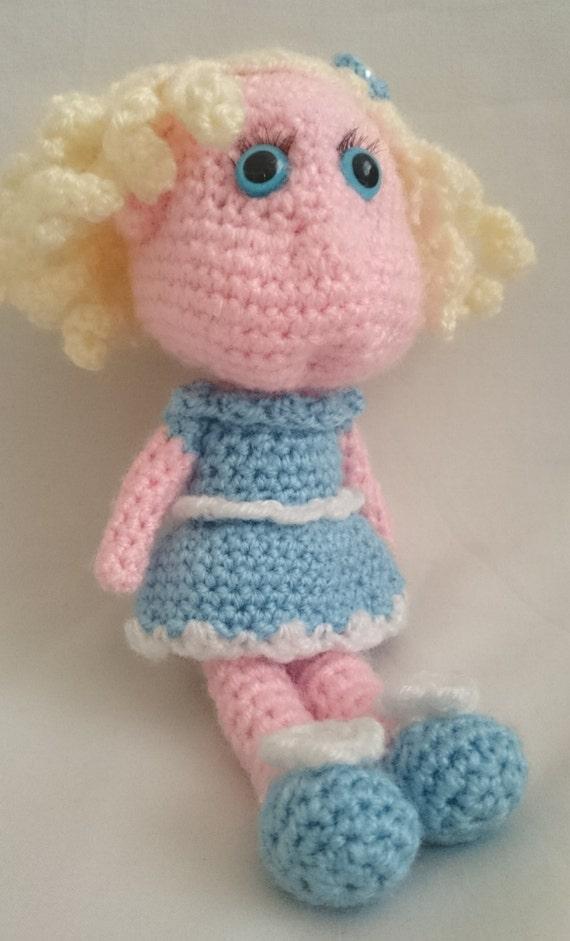 Amigurumi Small Doll : Rag doll Amigurumi doll girls doll cute amigurumi by ...
