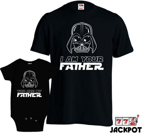 Matching Father Son Shirts I Am Your Father Shirt Son Baby